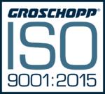 Groschopp ISO 9001:2015 icon