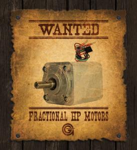 Fractional Horsepower Motors The Wild West Groschopp Blog