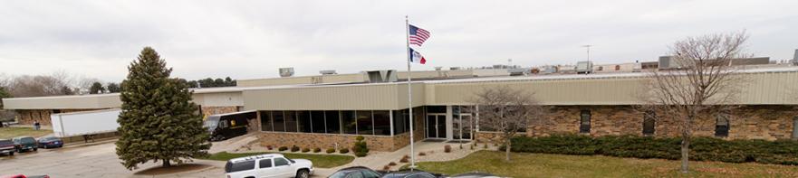 Groschopp, Inc. is located in Sioux Center, Iowa