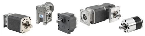 Groschopp offers 5 different gearbox styles.