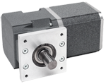Groschopp offers stand-alone right angle planetary gearboxes.